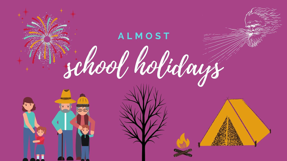 t2 school holidays almost canva